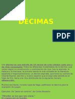Presentación DÉCIMA
