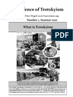 What isTrotskyism?