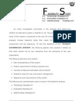 6.Feasibility Study