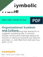 the symbolic frame
