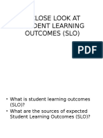 assesment of learning 2