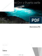 Arduino C++ Puertop serie v1.01