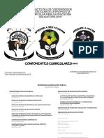 Contenidos Preescolar 2016 Modelo Educativo