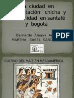La Ciudad en Fermentación Chicha y Cotidianidad en Santefé y Bogotá.