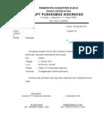 6.1.1.1 Bukti Komitmen Meningkatkan Kinerja Pengelolaan Dan Pelaksanaan UKM