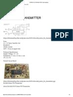 Stereo Fm Transmitter _ Fahriemjeblog