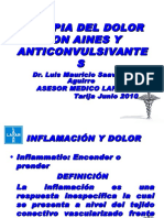 TERAPIA DEL DOLOR CON AINES Y ANTICONVULSIVANTES.ppt