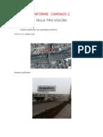 Informe Caminos 2