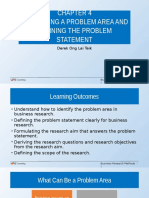 examples of problem statements for research