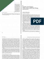 Brenner - Property and Progress