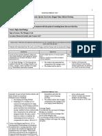 research lesson plan final draft