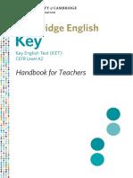 Ket Handbook