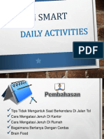 Brain Smart Daily Activities
