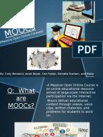 moocs presentation update