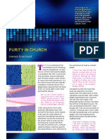 Purity in Church