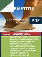 DERMATITIS  (K1- dr.Dian M, dr SpKK).pptx