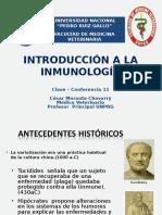 Clase 11 Introducción a La Inmunología