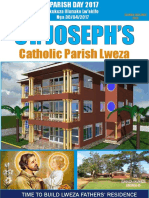 Lweza Parish Day 2017 Magazine