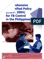 DOH - Unified TB Program 2004