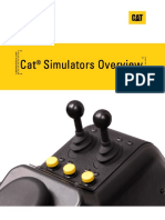 CAT Simulator Information