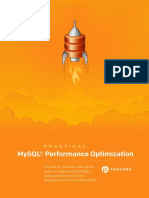 Percona MySQL Performance Optimization eBook Chp 2