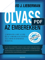 OLVASS AZ EMBEREKBEN - Dr. David J. Lieberman