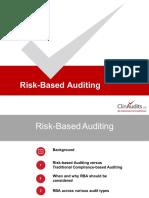 Risk Based Auditing eBook