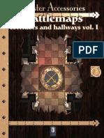 Master Accessories. Battlemaps Corridors And Hallways Vol. 1.pdf