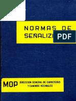 Normas de Señalizacion - Mop