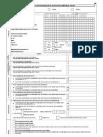 Formulir Surat Pernyataan Harta Untuk Pengampunan Pajak (Induk)