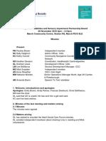 PDSI Minutes '16 11 29