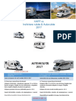 Oferta Inchirieri Rulote & Autorulote 2017 - HAFF.ro