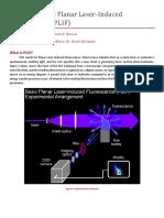 Introduction to Planar Laser-Induced Flourescence