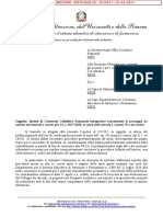 Nota protocollare n. 16977 del 19.04.2017