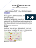 Traffic Validation study Gadag