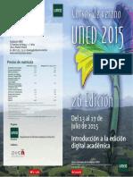 Díptico Introducción a La Edición Digital Académica
