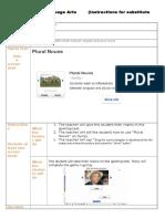 gyzy 3 lesson plan templates