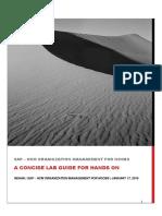 Sap Hcm Organization Management Manual
