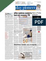 Epaper Lucknow English Edition 15-06-2014