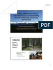 Manging difference in shared recreational space - slides
