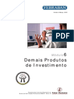 Modulo6 Demais Produtos de Invest
