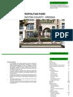 Final Metro Park Designs Guidelines