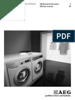Tumble Dryer User Manual English
