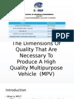 Multipurpose Car