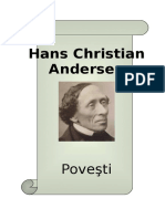 Hans Christian Andersen - Poveşti.doc