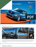Climber Brochure