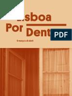 Programa Lisboa Por Dentro