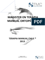 Programa TMO Peru 2013