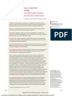 Preeclampsia Screening Evidence Report and Systematic Review for the US Preventive Services Task Force
