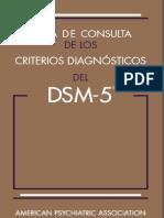 Trastornos de La Personalidad-DSM-5